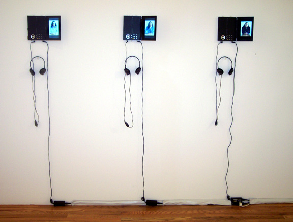 As Many Times Video Installation